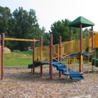 Playground at Ailey Young Park.
