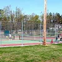 Flaherty Park Tennis Courts