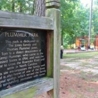Plummer Park Sign