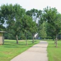 walkway at fields