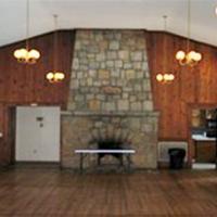 Wake Forest Community House Interior