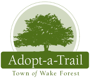 Adopt a trail- town of wake forest