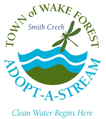 Town of Wake Forest, Adopt a Stream (Smith Creek)