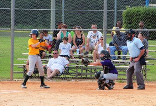 Fall Baseball & Softball | Town of Wake Forest, NC