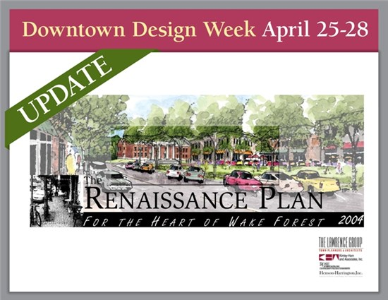 Downtown Design week advertisement