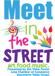 Meet in the street advertisement