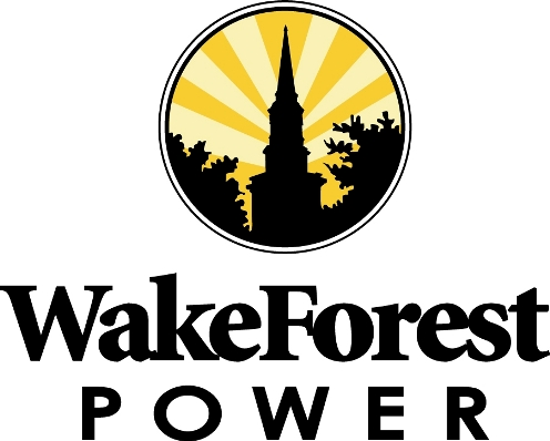 Wake Forest Power Logo