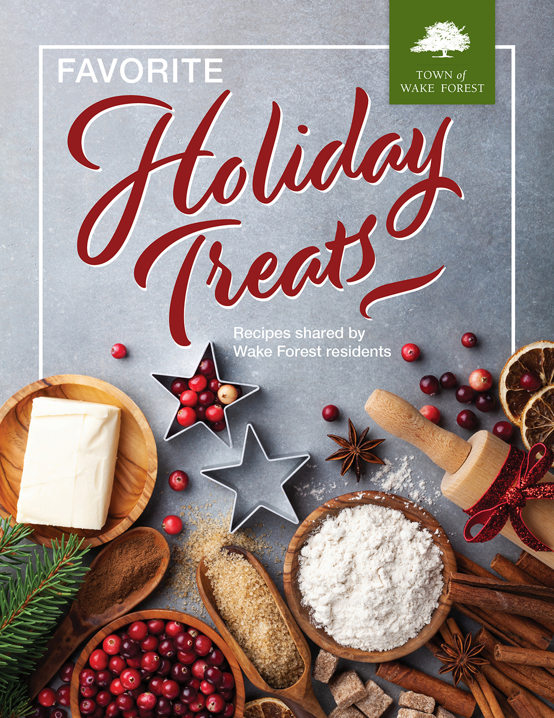 Holiday Treats cookbook