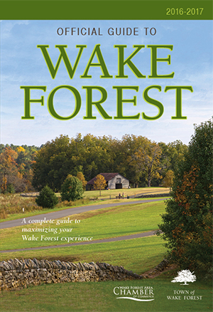 Official Guide to Wake Forest Book