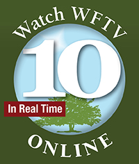 Watch WFTV 10 in Real time online logo
