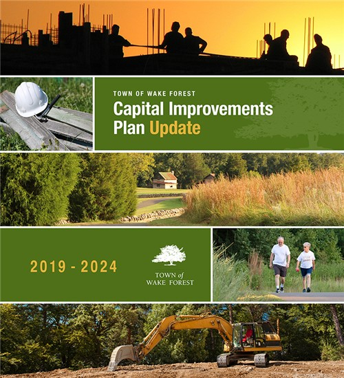 Capital Improvement Plan (CIP) | Town of Wake Forest, NC