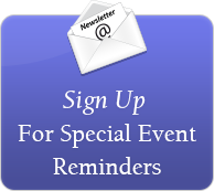 sign up for special event reminders