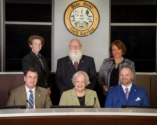 Mayor & Board of Commissioners