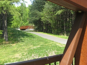 Dunn Creek Greenway bridges