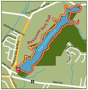 Reservoir Soft Trails