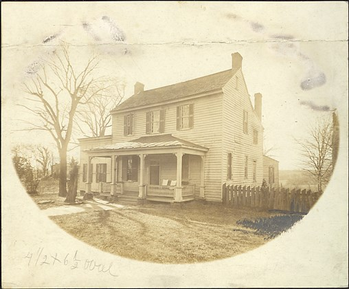 Calvin Jones House - circa 1900
