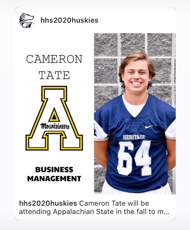 Cam Tate