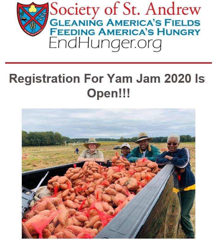 Yam Jam