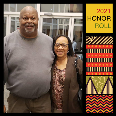 Rev. Dr. Enoch Holloway & Dr. Marion Holloway