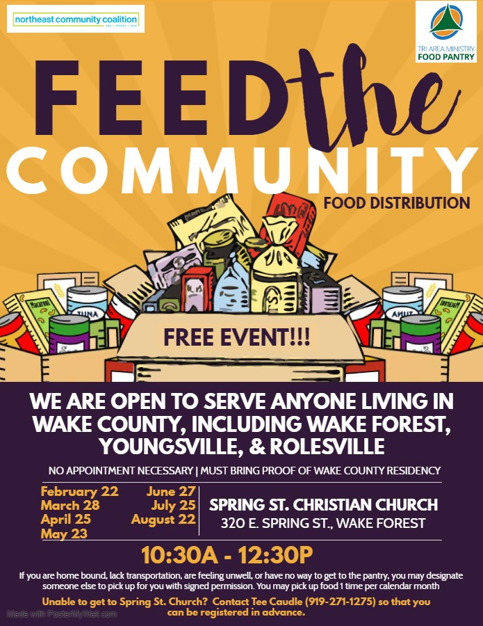 Feed The Community