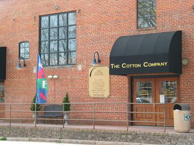 Exterior of the Cotton Company