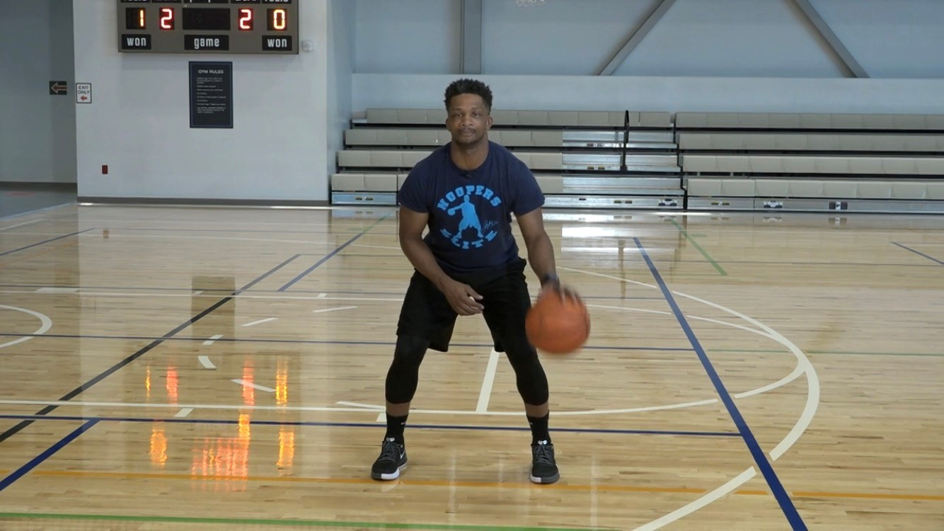 Jj Miller Basketball Dribbling Practice Town Of Wake Forest Nc